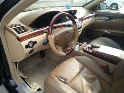 奔驰 奔驰S级  2008款 S300L 3.0尊贵型图片