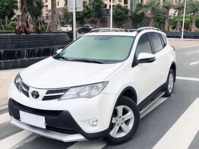2014年12月 丰田 RAV4荣放 2.0L CVT四驱新锐版图片
