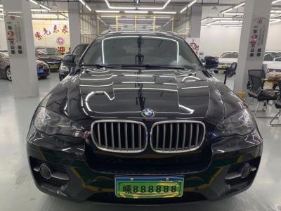 2012年6月 宝马 宝马X6(进口) xDrive35i图片