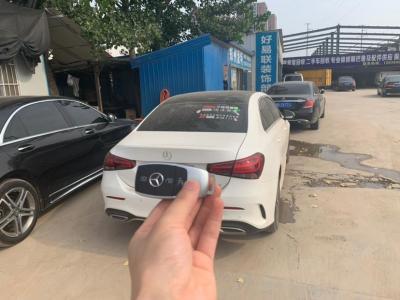 2019年6月 奔驰 奔驰A级 A 180 L 运动轿车图片