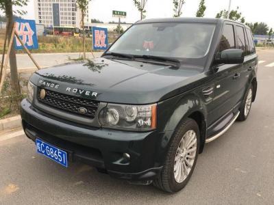 路虎 攬勝運動版  2011款 3.0T 運動版 柴油型圖片