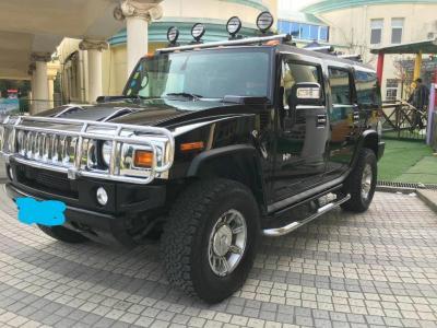 2006年2月 悍马 H2 6.0 AT图片