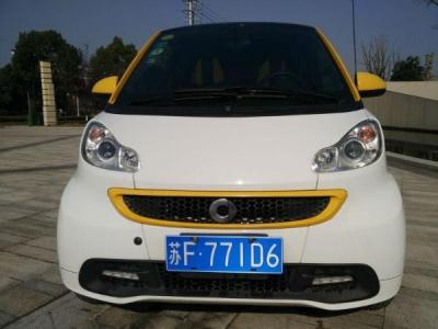 Smart Fortwo  Coupe 1.0 MHD 紫夜限量版