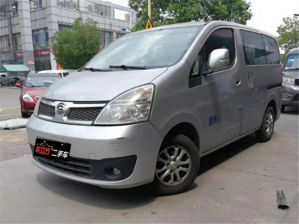 广汽吉奥 星朗  2013款 1.5L 七座精英型