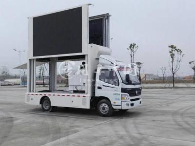 2013年3月 福田欧马可、江淮帅钤图片