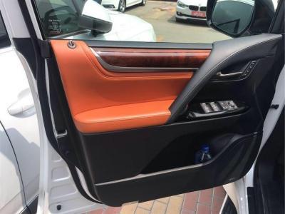 雷克薩斯 LX  2019款 570 尊貴豪華版