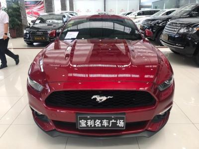 2018年6月 福特 Mustang(进口) 2.3T 性能版图片