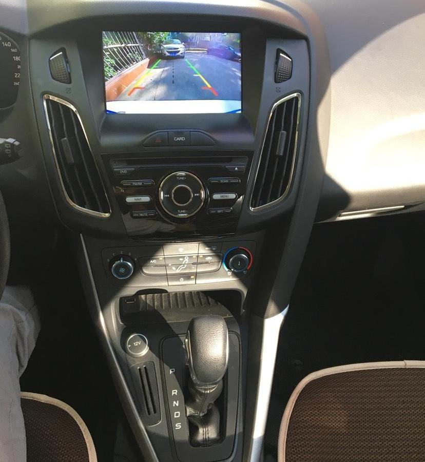 福特 福克斯  2017款 两厢 1.6L 自动风尚型智行版图片