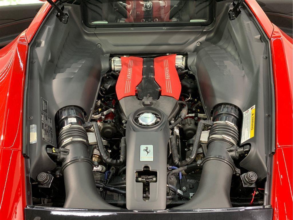 法拉利 488  2015款 GTB 3.9T图片
