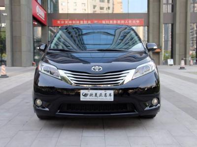 2017年9月 丰田 塞纳(进口) 3.5L 四驱L图片