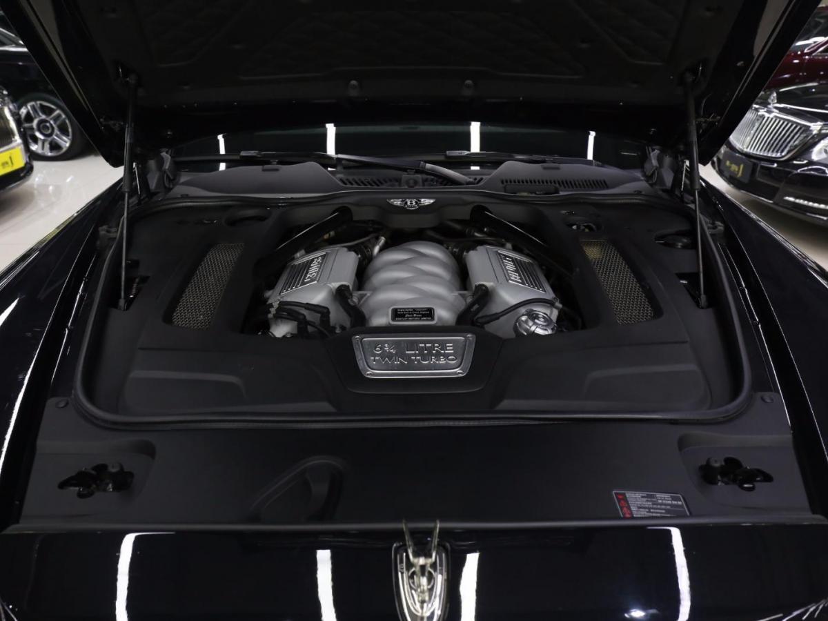 宾利 慕尚  2017款 6.8T 长轴距版图片