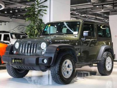 Jeep 牧马人  3.6L 两门 舒享版图片