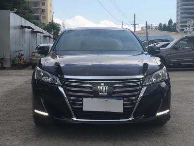 2015年6月 丰田 皇冠 2.5L 豪华版图片