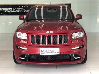 Jeep 大?#20449;?#22522; SRT  2013款 6.4L SRT8
