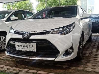 丰田 雷凌  2018款 185T CVT豪华版