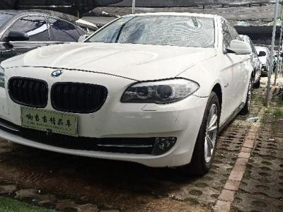 宝马 宝马5系  2012款 523Li 豪华型