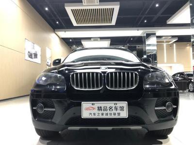 2012年8月 宝马 宝马X6(进口) xDrive35i图片