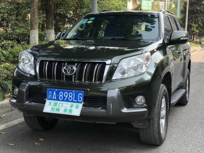 2012年1月 丰田 普拉多(进口) 2.7L 豪华版图片