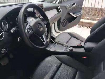 奔驰 奔驰GLA  2016款 GLA 220 4MATIC 时尚型