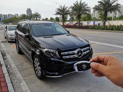 奔驰 奔驰GLS  2018款 GLS 400 4MATIC豪华型图片