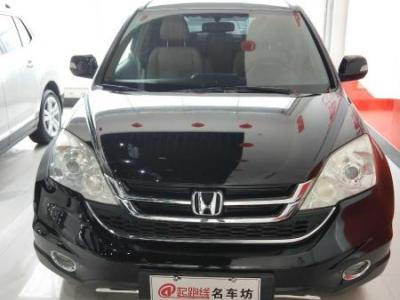 本田 CR-V 2.4L AT四驱豪华版图片