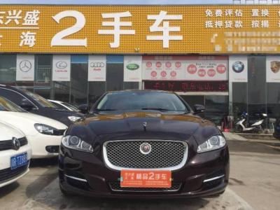 捷豹 XJ  L 3.0T 两驱全景商务版图片