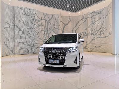 2019年1月 丰田 埃尔法(进口) 改款 3.5L 豪华版图片