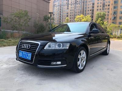 奧迪 奧迪A6L  2011款 2.4L 豪華型圖片