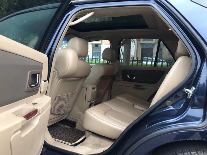 凯迪拉克 SRX  2008款 4.6L豪华型图片