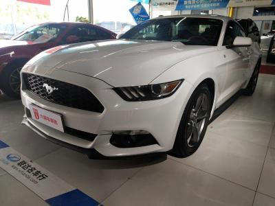 2015年1月 福特 Mustang  2.3T 性能版图片