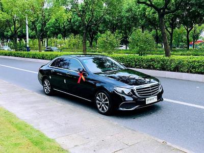 奔驰 奔驰E级  2019款 改款 E 300 L 豪华型图片
