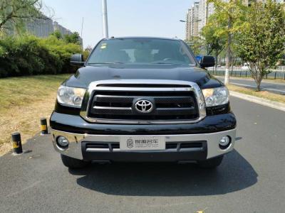 2012年7月 丰田 坦途(进口) 5.7 标准型图片