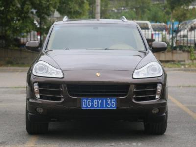 2009年12月 保时捷 Cayenne Cayenne 3.6L图片