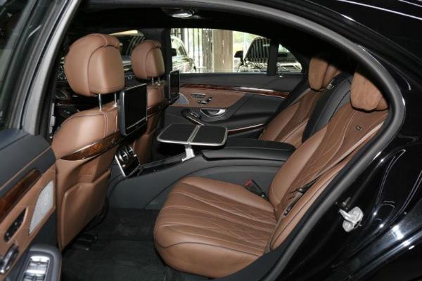 奔驰 S级 AMG  S65L AMG 6.0T图片