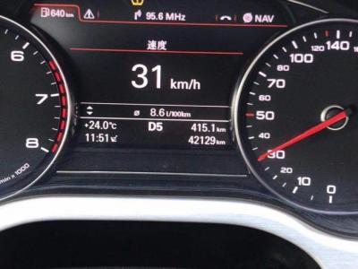 2017年9月 奥迪 奥迪A8(进口) A8L 45TFSI quattro 豪华型图片