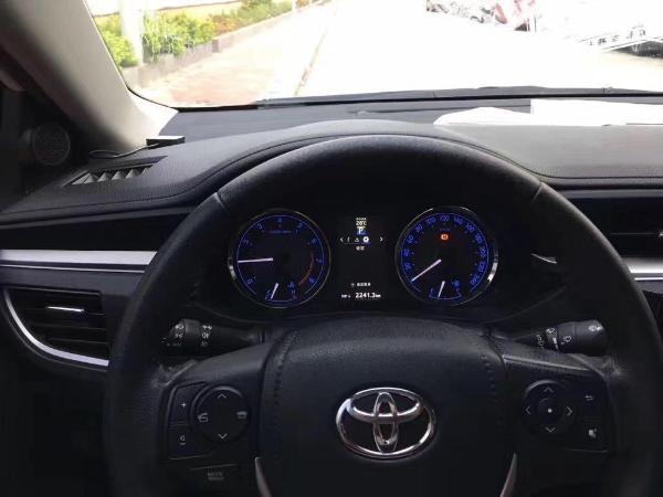 丰田 卡罗拉  1.6 GL-i图片