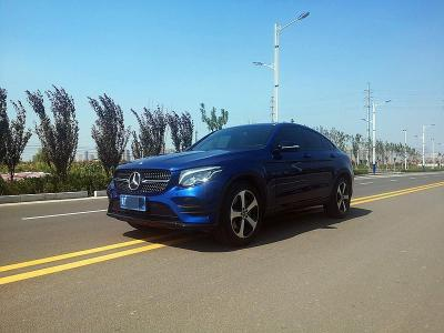 奔馳 奔馳GLC  2019款 GLC 200 4MATIC 轎跑SUV圖片