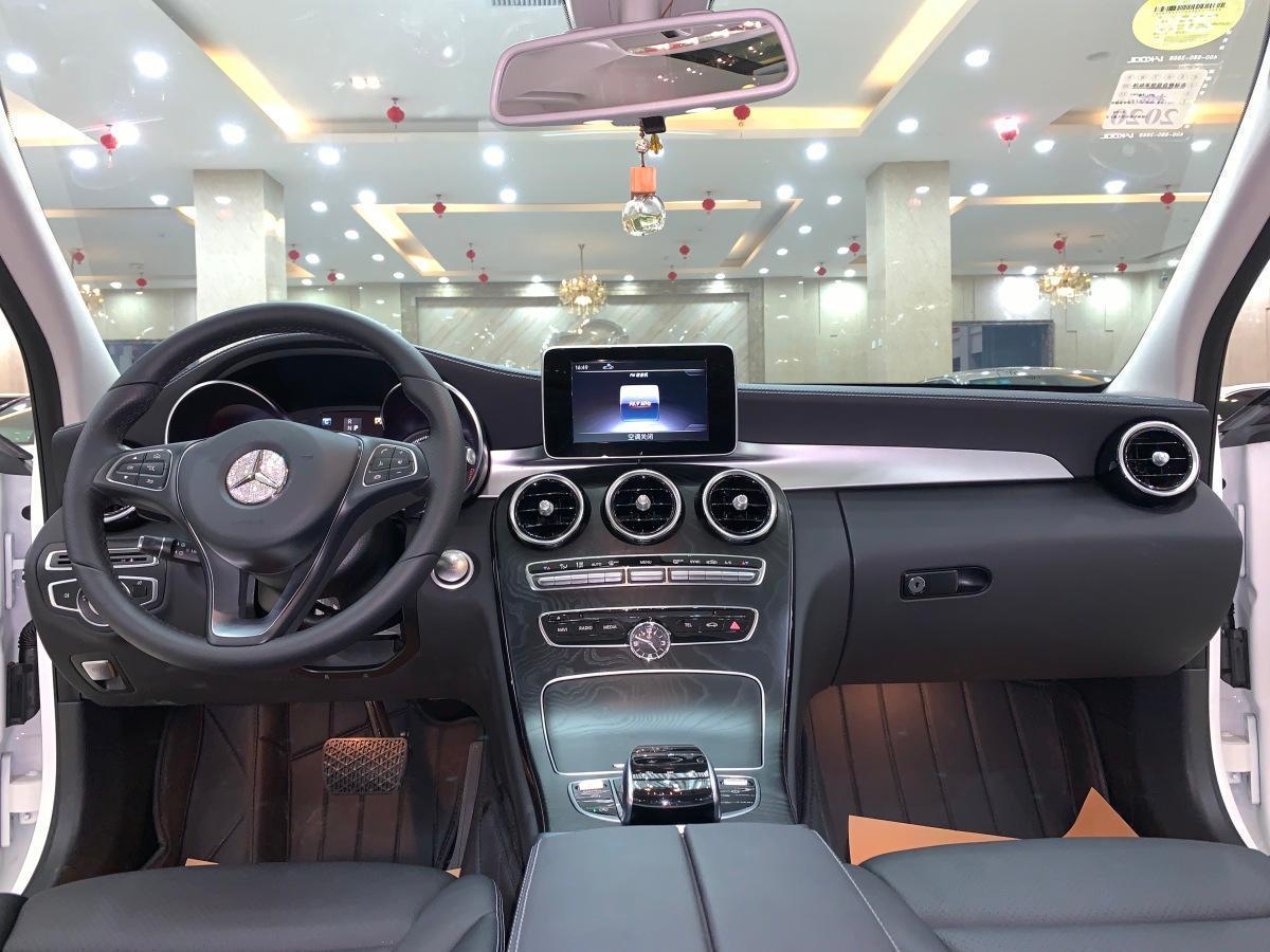 奔驰 奔驰C级  2017款 C 200 L 运动版图片