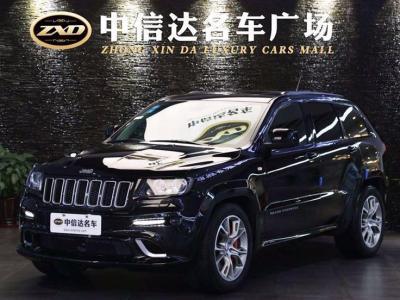 Jeep 大切诺基  2013款 6.4 SRT8炫黑版