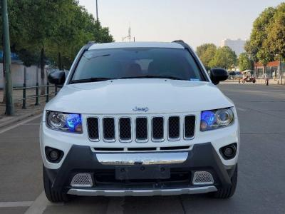Jeep 指南者  2014款 2.0L 两驱运动版