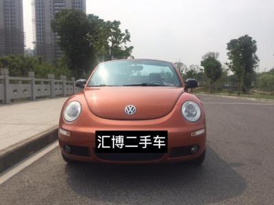 2011年5月 大众 甲壳虫(进口) 2.0 BlackOrange敞篷豪华版图片