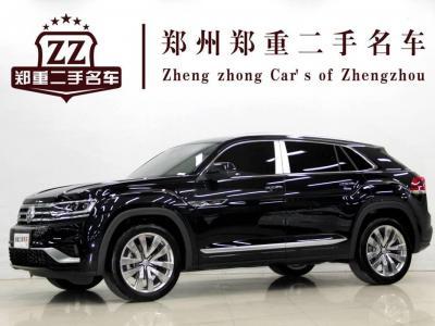 大眾 途昂X  2019款  530 V6 四驅尊崇旗艦版