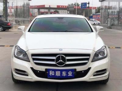 2014年3月 奔驰 奔驰CLS级(进口) CLS 300 CGI图片