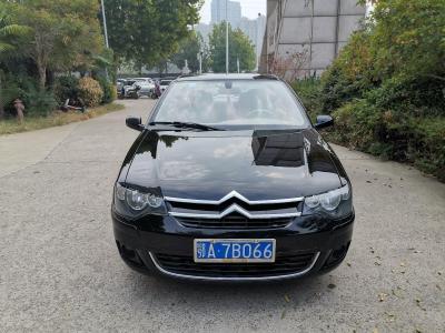 雪铁龙 爱丽舍  2012款 三厢 1.6L 自动尊贵型图片