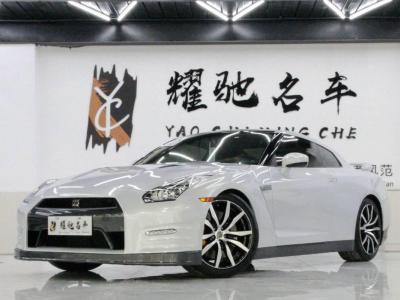 2015年6月 日产 GT-R(进口) 3.8T Premium Edition图片
