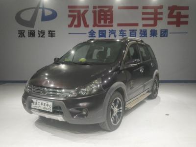 2014年1月 东风风行 景逸SUV  1.6L 尊贵型图片