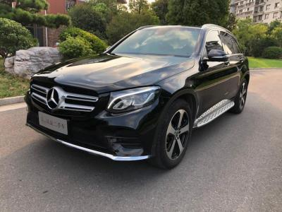 奔馳 奔馳GLC  2018款 GLC 260 4MATIC 豪華型