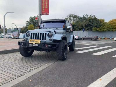 Jeep 牧馬人  2013款 3.6L Rubicon 兩門版