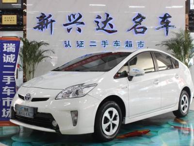 丰田 普锐斯  2012款 1.8L 标准版
