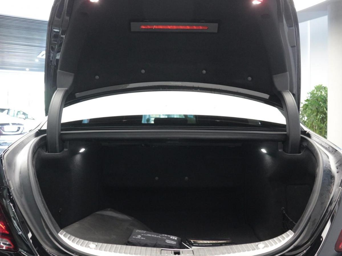 奔驰 奔驰S级  2018款 S 320 L图片